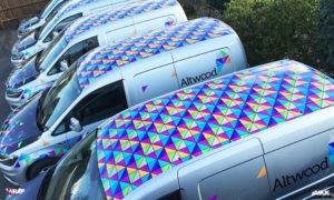 fleet vehicle wraps chicago company